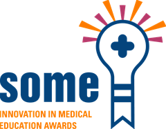 SOME Innovation in Medical Education Awards logo