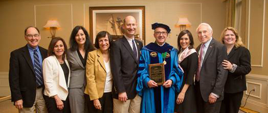 Dr. Jeger receives lifetime achievement recognition