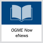 OGME Now eNewsletter
