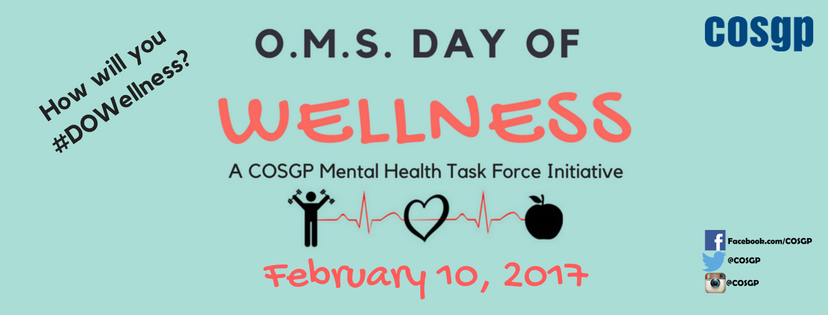 OMS Day of Wellness Banner