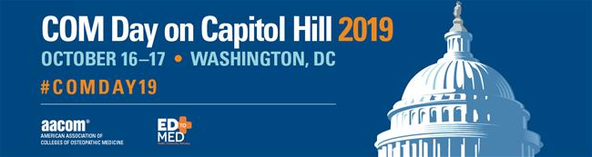 COM Day on Capitol Hill 2019
