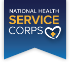 National Health Service Corps logo