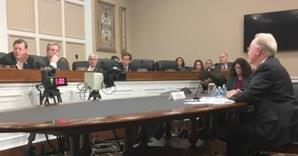 Secretary Tom Price testifying on proposed budget cuts