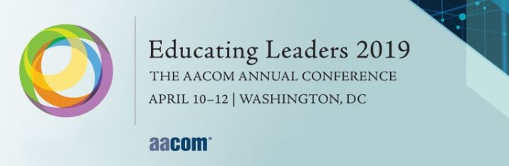 Educating Leaders 2019 conference logo
