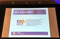 Screen displaying 'What is Ed to Med'