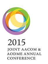 2015 Joint AACOM & AODME Annual Conference