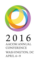 2016 AACOM Annual Conference Logo