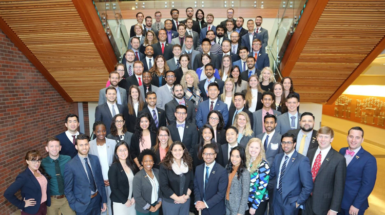 COSGP representatives at the 2017 Winter Meeting