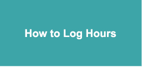 How to Log Hours