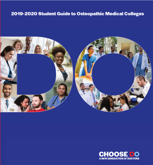 Student Guide to Osteopathic Medical Colleges