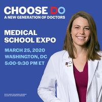 march 2020 medical school expo