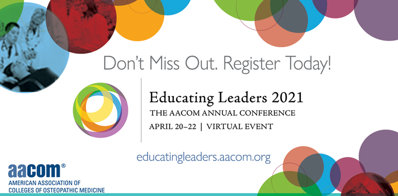 Don't Miss Out. Register to Educating Leaders today!