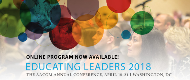 Online Program Now Available! Educating Leaders 2018
