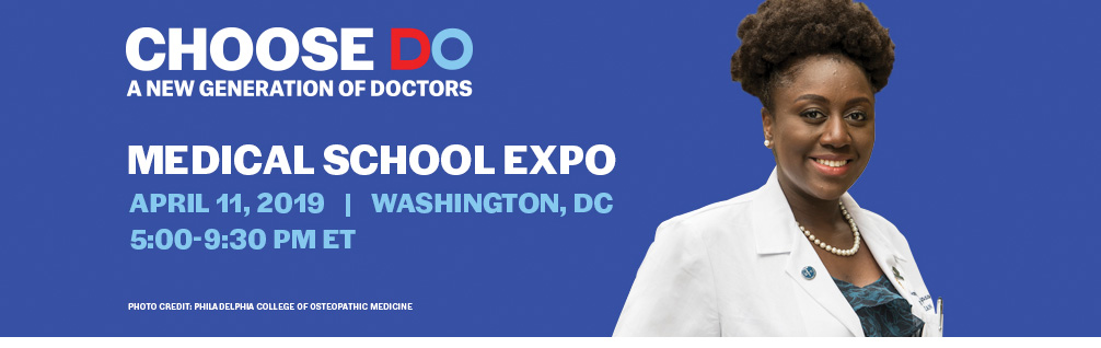 ChooseDO-med-school-expo